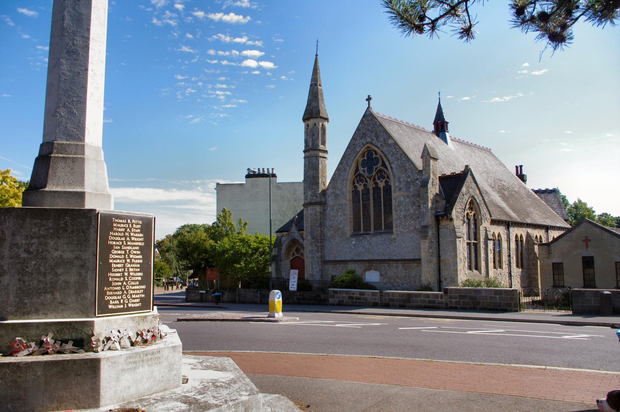 Bexley URC, Bexley, Kent