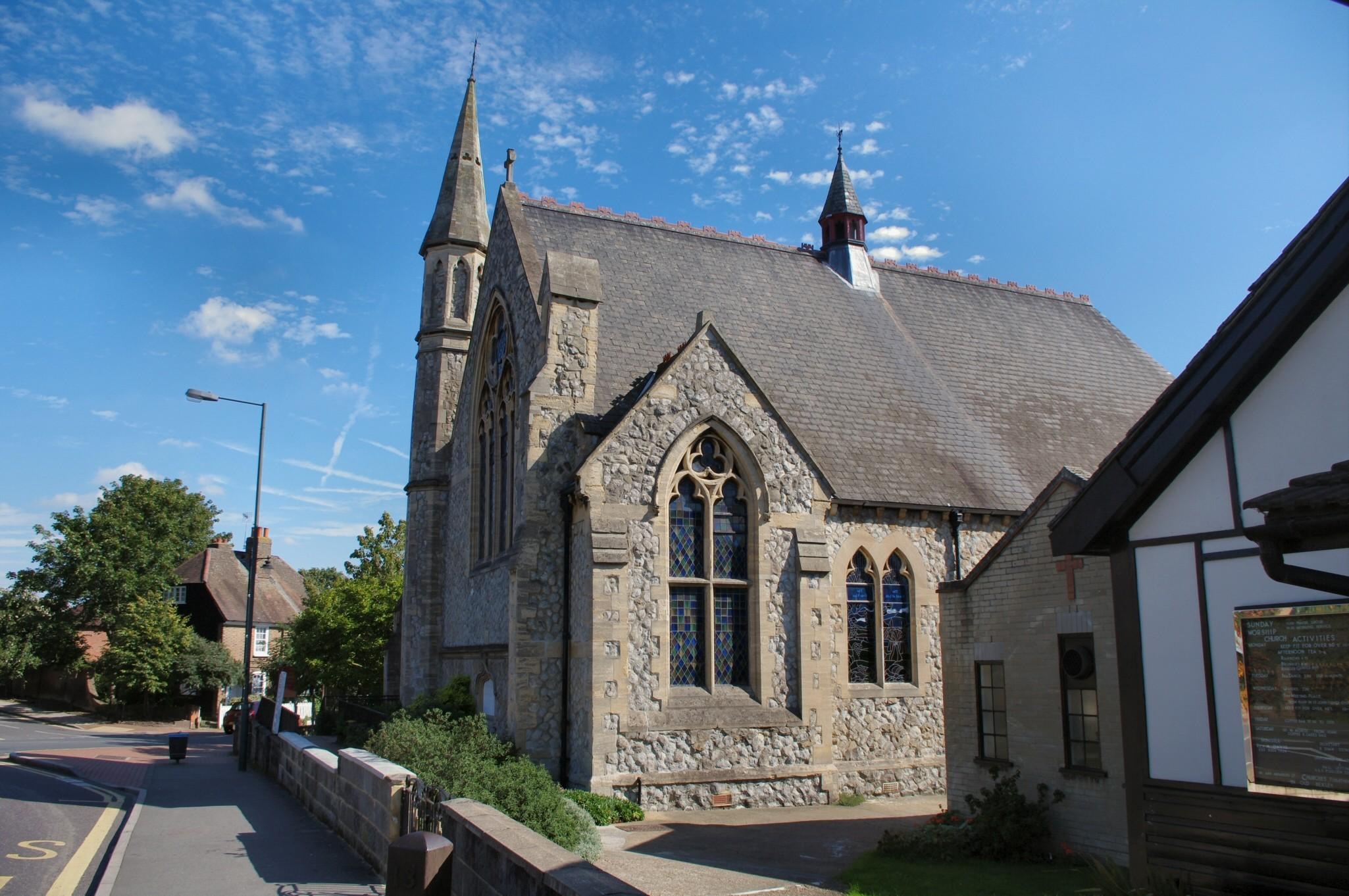 Bexley URC , Bexley, Kent